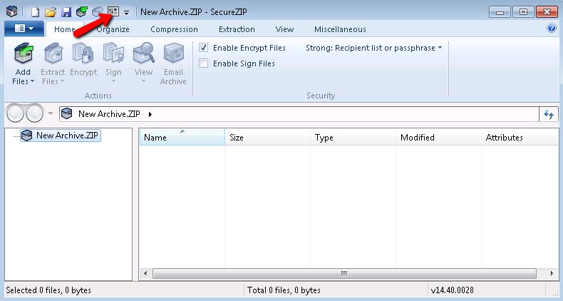 How to split an archive - PKZIP/SecureZIP - PKWARE Support Site